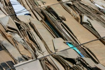 Recuperación y Reciclaje de papel, cartón y plásticos